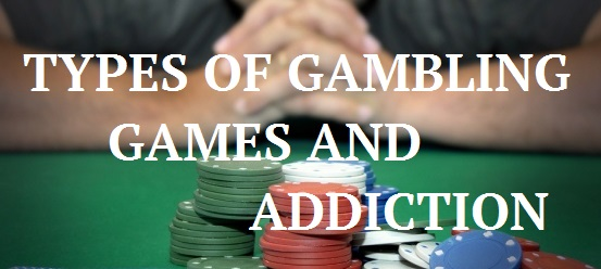 Microgaming Games Types and Problem Gambling